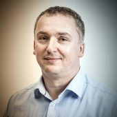 Chief Technology Officer - Irek Koszek