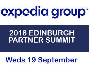 SuperControl will be at Expedia's Edinburgh Partner Summit