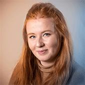 Marketing Assistant - Emma McGeorge